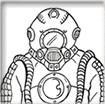 Personaggi Steampunk I