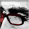 Bloody glasses